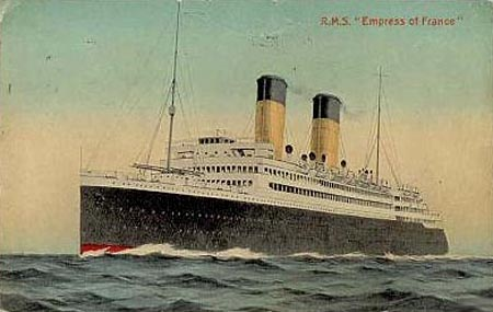 Cp Page 2 Canadian Pacific Line Ocean Liners 1900 1914