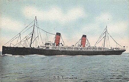 RMS Lucania