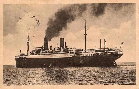pretty nice 52fb4 5a768 Norddeutsche Lloyd Page 2 - Ocean Liner Postcards