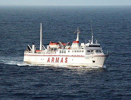 naviera armas ferry