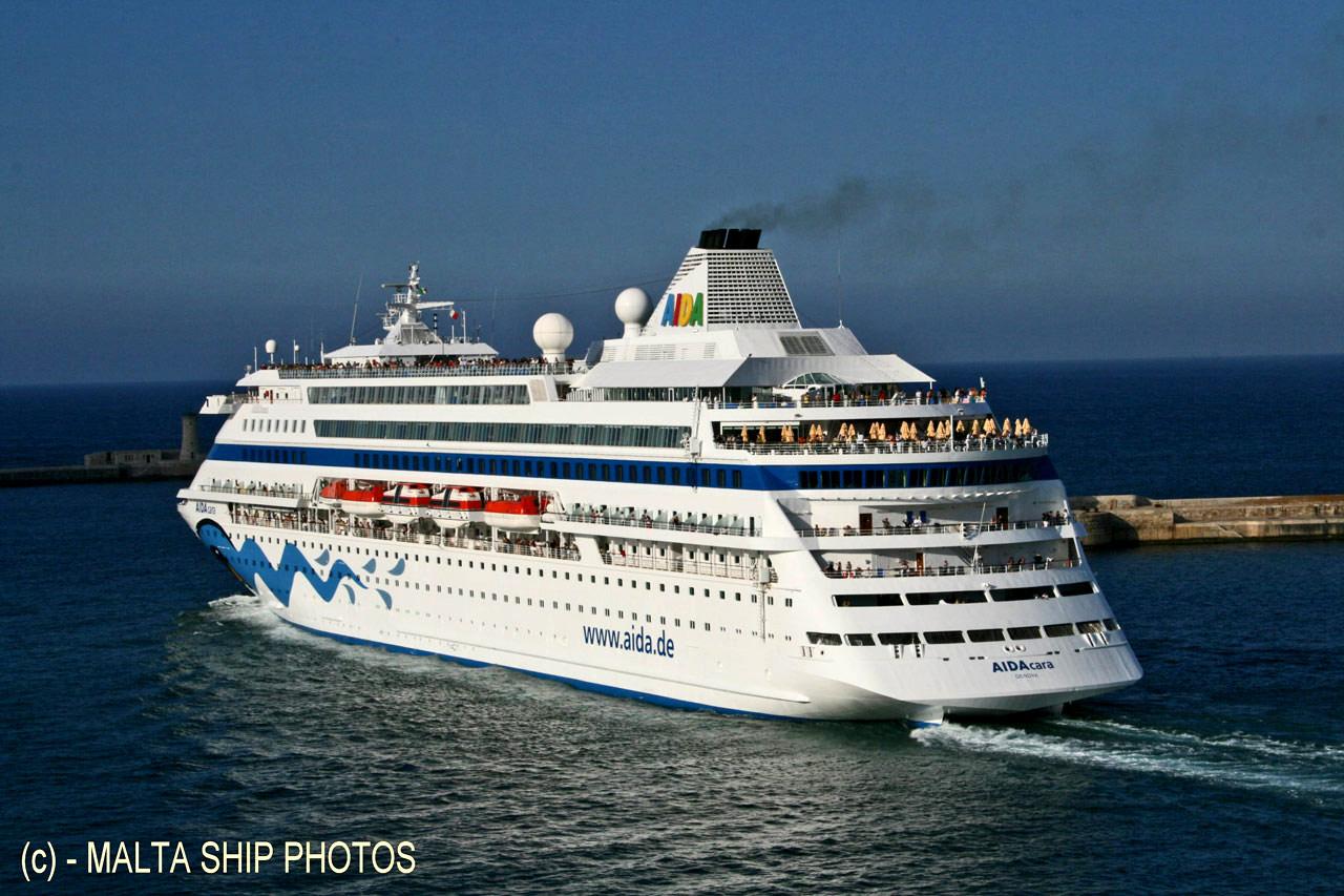 Cruise Ship AIDA - AIDAcara - Seetouristik/Arkona - AIDA Kreuzfahrten