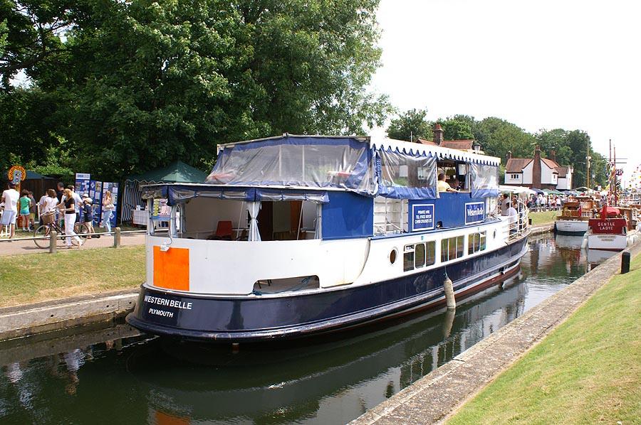 River Thames Passenger Boats - Header Page