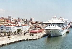 Aurora Page PO Cruise Ship Aurora May Inaugural - Lisbon cruise ship port