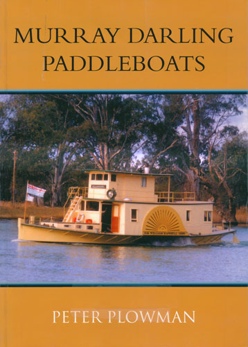 Murray Darling Paddleboats - by Peter Plowman
