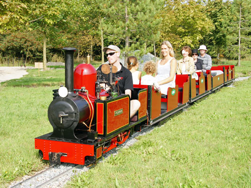 Barnards Miniature Railway - Photo: ©2014 Ian Boyle - www.simplonpc.co.uk
