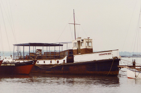 Southampton Belle -  Photo: �1983 Ian Boyle - www.simplon.co.uk
