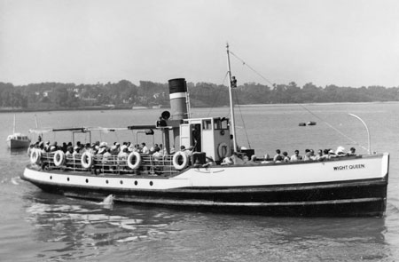 Wight Queen - Photo: � Eric Payne - www.simplonpc.co.uk