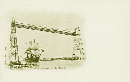 Brest/Bizerte Transporter Bridge - www.simplonpc.co.uk