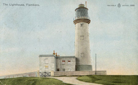 Flamborogh Lighthouse - www.simplonpc.co.uk