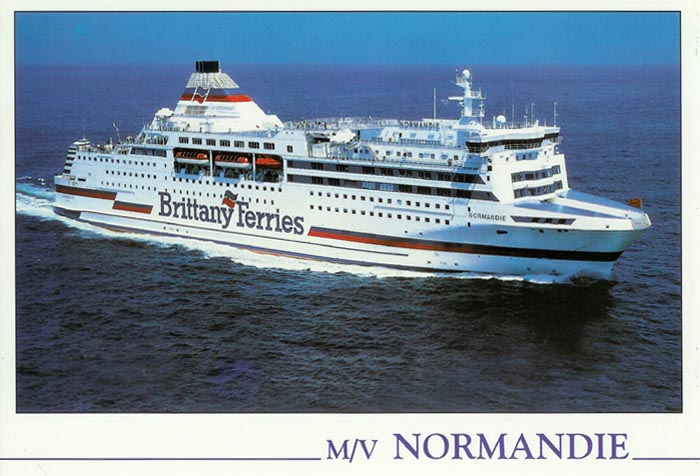 normandie ferry photographs ferry postcards. Black Bedroom Furniture Sets. Home Design Ideas