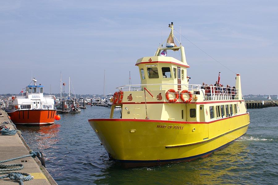 Brownsea Island Ferries Times