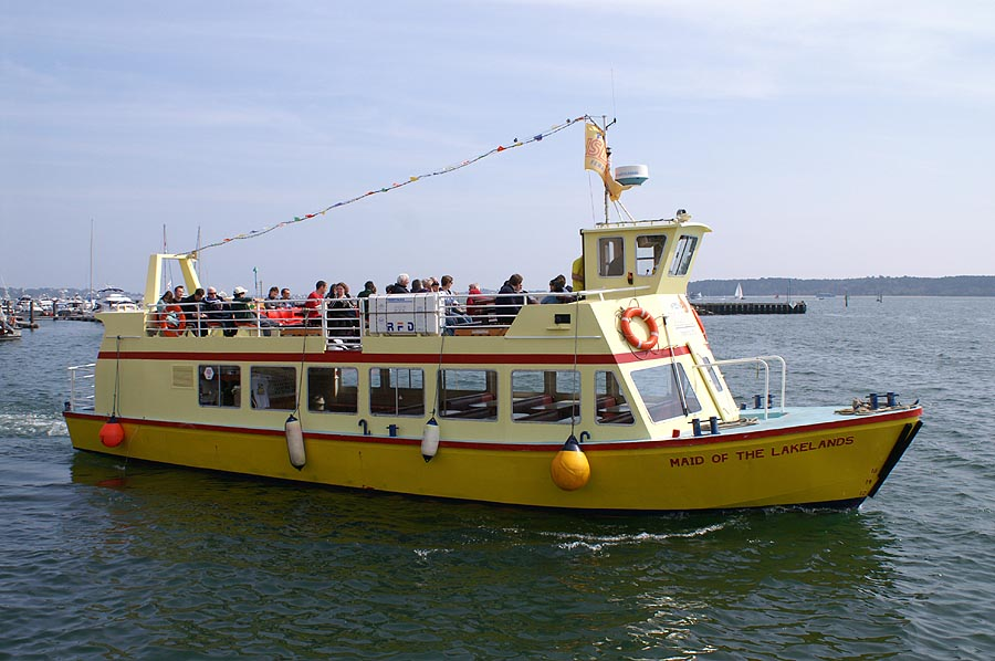 Brownsea Island Ferry Time