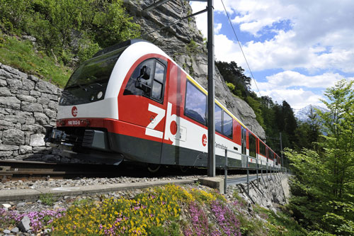 Zentralbahn - www.simplonpc.co.uk - Simplon Postcards