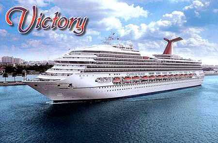 carnival victory cruise ships