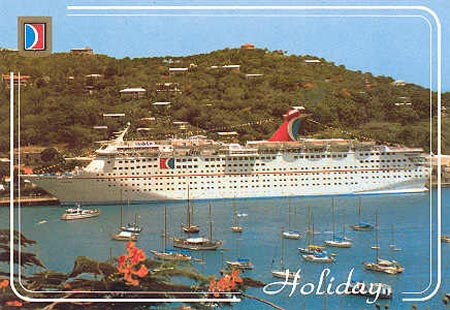 Carnival Cruise Line Postcards - Page 2