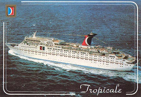 Carnival Cruise Line Postcards Page 2