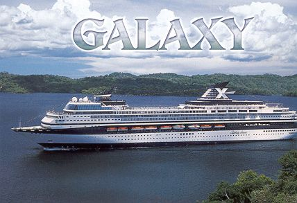 Celebrity Galaxy remodeled to