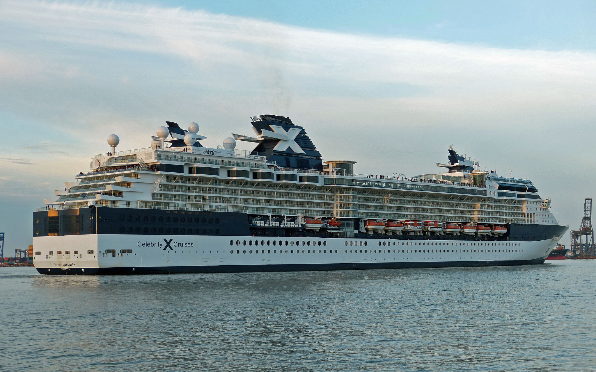 Celebrity Equinox Cruise Ship from Celebrity Cruise Line
