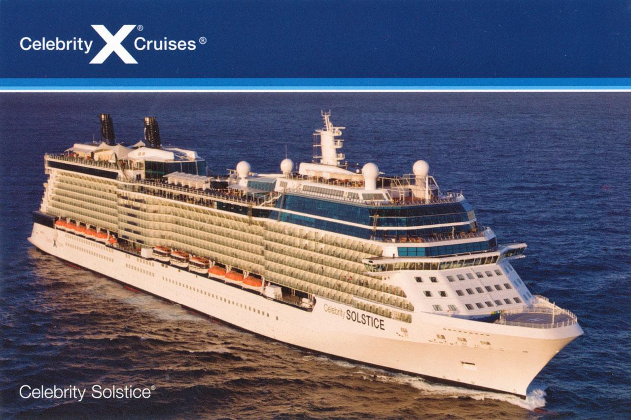 Celebrity solstice cruise website