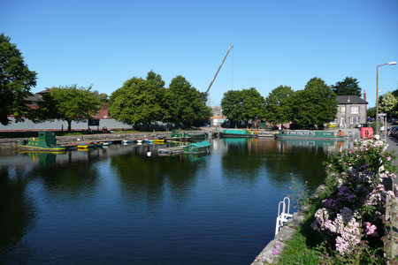 CHICHESTER CANAL - www.simplonpc.co.uk - Photo: � Ian Boyle, 29th June 2011