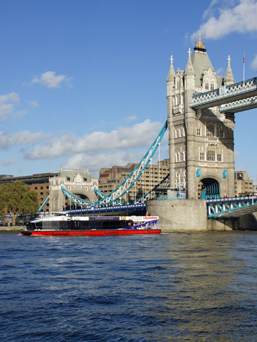 MILLENNIUM DIAMOND - City Cruises - Photo: � Ian Boyle, 16th October 2012 - www.simplonpc.co.uk