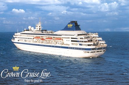 Image result for crown cruise line