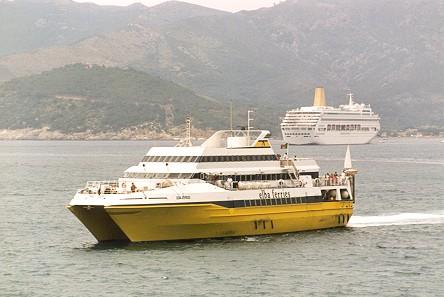 Ferry elba