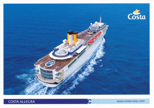 COSTA ALLEGRA - www.simplonpc.co.uk