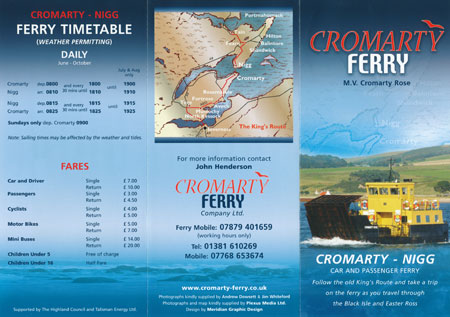 CROMARTY ROSE - www.simplonpc.co.uk - Simplon Postcards