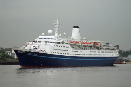 Marco Polo - Photo: � Ian Boyle, 29th April 2010 - www.simplonpc.co.uk