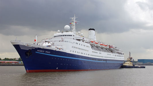 Marco Polo - Photo: � Ian Boyle, 17th May 2010 - www.simplonpc.co.uk
