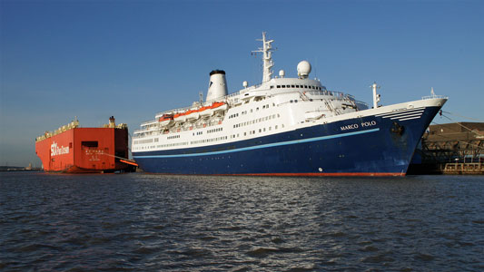 Marco Polo - Photo: � Ian Boyle, 20th December 2011 - www.simplonpc.co.uk