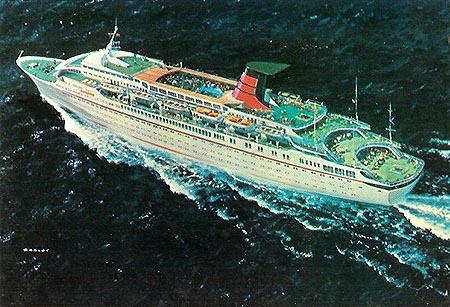Quels sont vos paquebots préférés de la Cunard Line ? CunCountess06