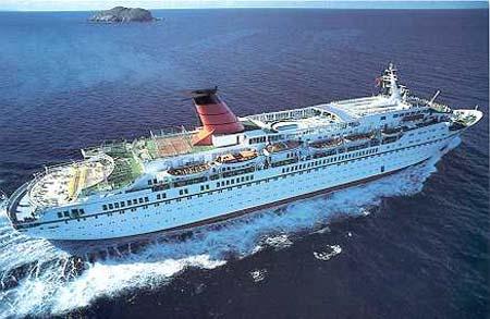 Cunard Princess