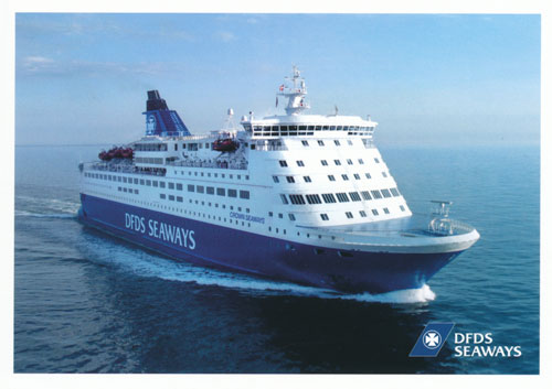 CROWN SEAWAYS - DFDS - www.simplonpc.co.uk