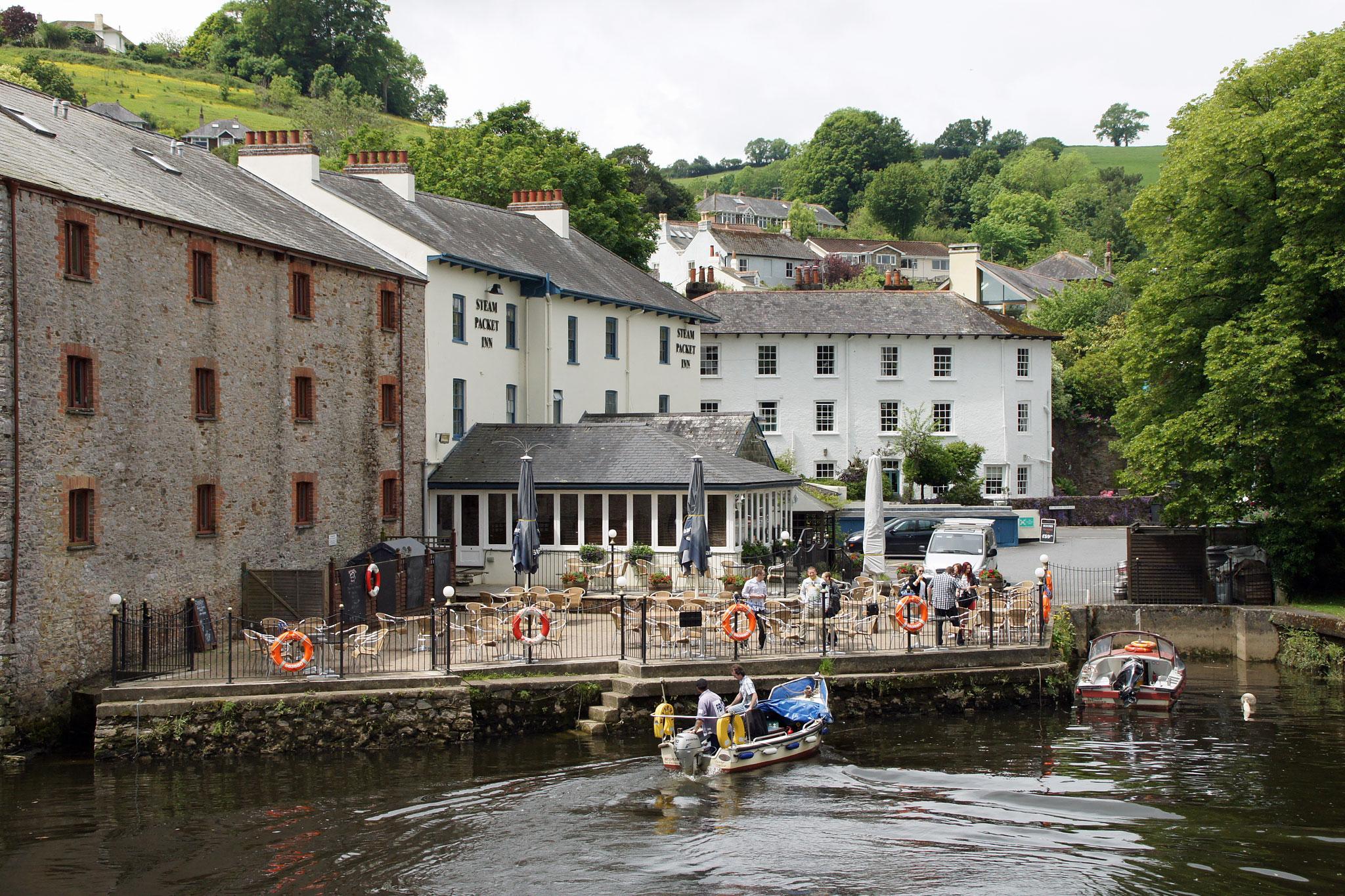 riverrat ferry totnes river dart www