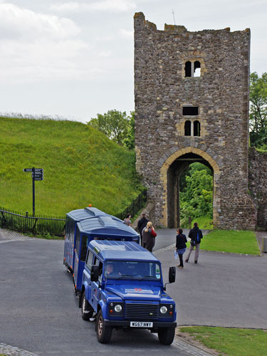 DOVER CASTLE - Photo: �2012 Ian Boyle - www.simplonpc.co.uk