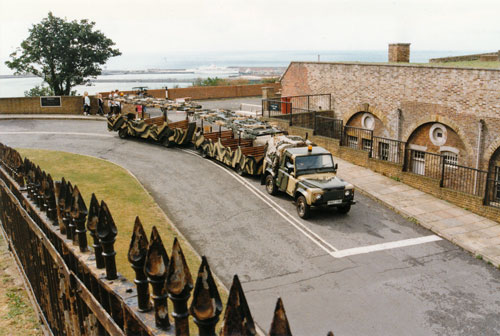 DOVER CASTLE - Photo: �1997 Ian Boyle - www.simplonpc.co.uk