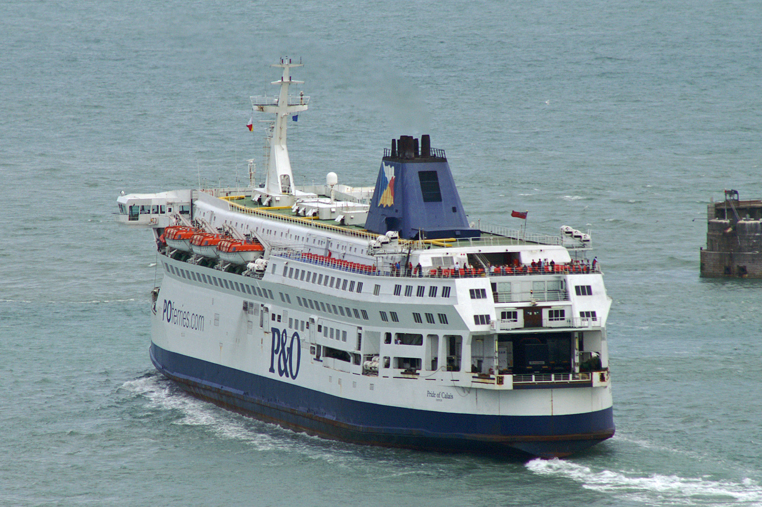 Pictures of p and o ferries