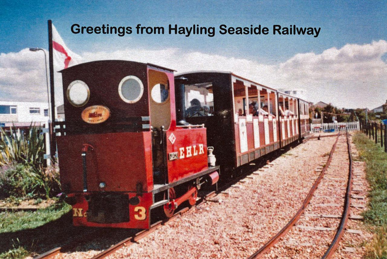 Hayling Island Seaside Railway