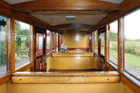 EVESHAM VALE LIGHT RAILWAY - Photo: ©2011 Ian Boyle - www.simplonpc.co.uk