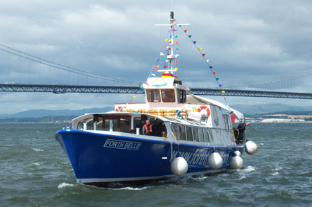 Forth Belle - Photo: � Peter Lamb, 2nd August 2009