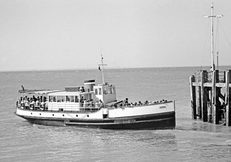VERDA - ex-Gosport Ferry - Photo: �1978 John Hendy - www.simplonpc.co.uk
