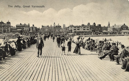 GREAT YARMOUTH JETTY - www.simplonpc.co.uk
