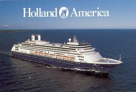 New Cruise Ship Postcards Of - Amsterdam cruise ship