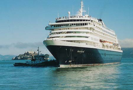 PRINSENDAM - Photo: ©Marvin Jensen - www.simplonpc.co.uk
