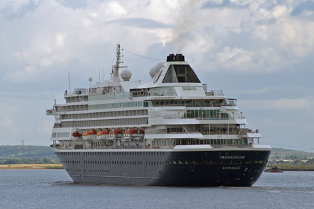 PRINSENDAM - Photo: © Ian Boyle, 25th September 2007 - www.simplonpc.co.uk