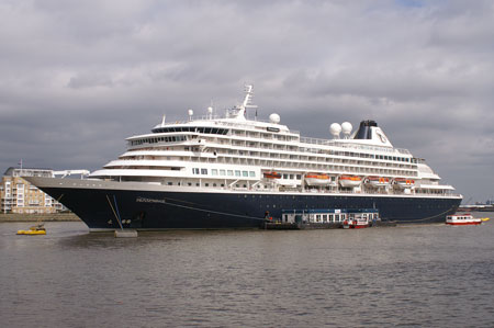 PRINSENDAM - Photo: © Ian Boyle, 7th September 2009 - www.simplonpc.co.uk