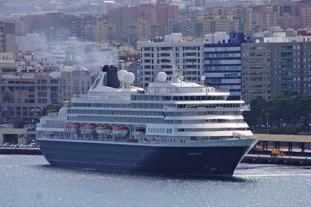 PRINSENDAM - Photo: © Ian Boyle, 30th March 2011 - www.simplonpc.co.uk