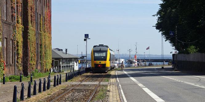 hillerod to helsingor train